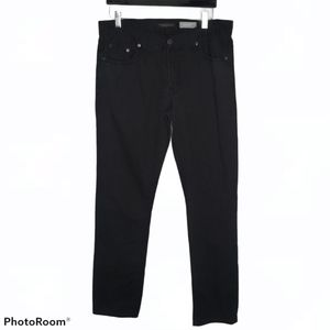 Aeropostale Black Skinny Men's Denim Jeans 32 X 32